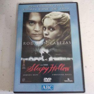 Película DVD Rodarán cabezas