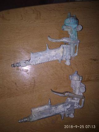 pistolas para pintar