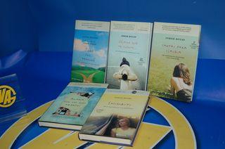 Lote de 5 libros JORGE BUCAY -tapa dura