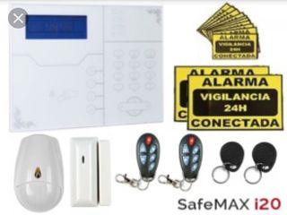 Instalación de alarmas en viviendas