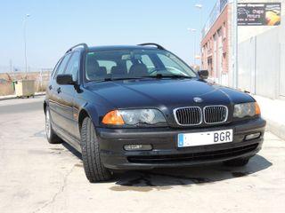 BMW 330XD automático 4x4 cuero xenón