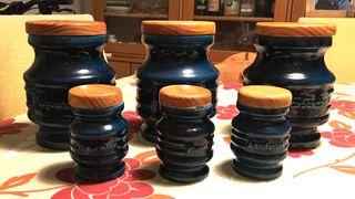 Botes de ceramica