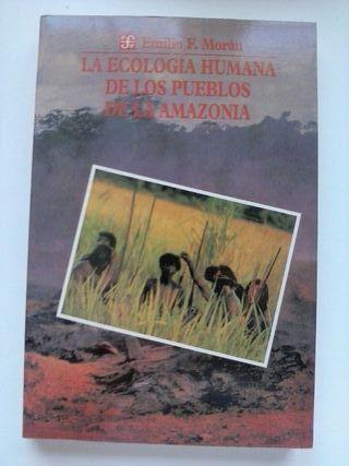 """Libro """"La ecología humana..."""""""