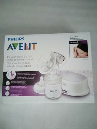 Sacaleches Philips Avent+REGALOS