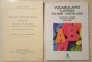libros musica
