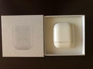 Apple Airpods Funda Qi Carga Inalámbrica