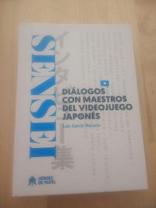 SENSEI Diálogos con maestros del videojuego japoné