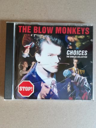 "CD THE BLOW MONKEYS ""CHOICES-THE SINGLES..."""