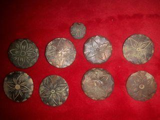 botones romanos