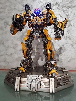 Transformers Bumblebee estatua Prime 1