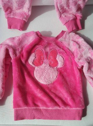 pijama invieno Disney