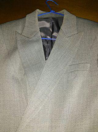 traje chaqueta Caramelo, años 60