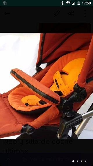 Carro bebé Concord Neo y silla de coche