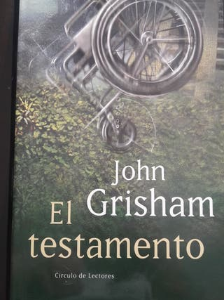 John Crisham: El Testamento
