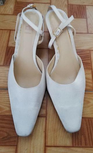 zapatos de novia de segunda mano en la provincia de salamanca en