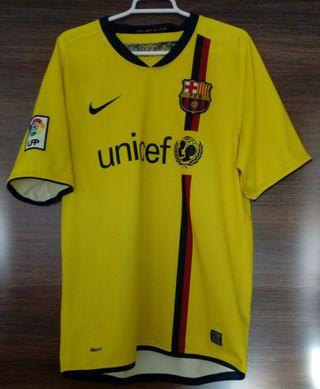 Camisetas Barcelona de segunda mano en Cornellà de Llobregat en WALLAPOP b575af2f38fe3