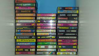 100+ juegos para Sinclair ZX Spectrum
