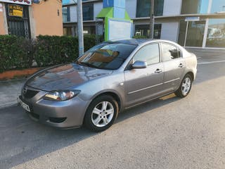 Mazda 3 1.6 105 comfort