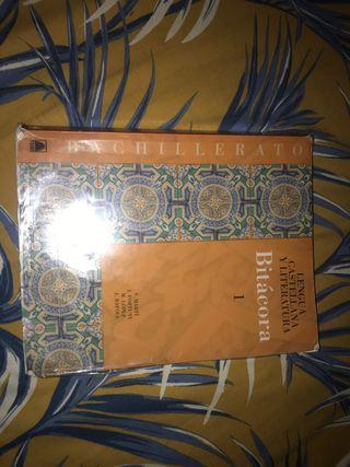 Lengua castellana y literatura 1ro Batx