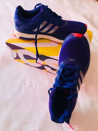 Zapatillas Adidas boost de segunda mano en Madrid en WALLAPOP 1d0da75ff7388