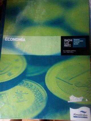 Libro Economia 1 Bachillerato De Segunda Mano Por 15 En