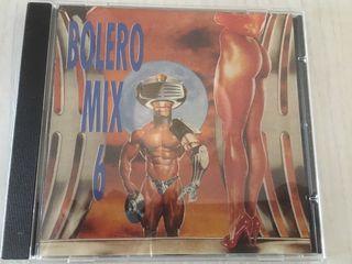 Bolero mix 6 cd Quique Tejada
