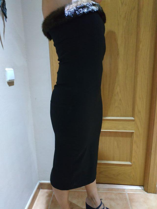 vestido Mango de boda/fiesta/noche
