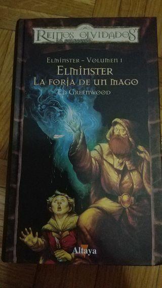 Libro Elminster Vol. I