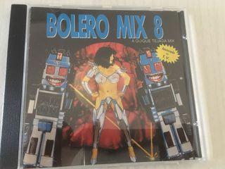 Bolero mix 8 cd Quique Tejada