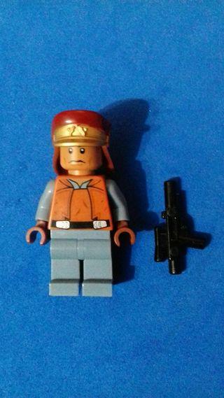 lego star wars original Capitan Panaka
