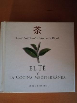 El té y la cocina mediterránea