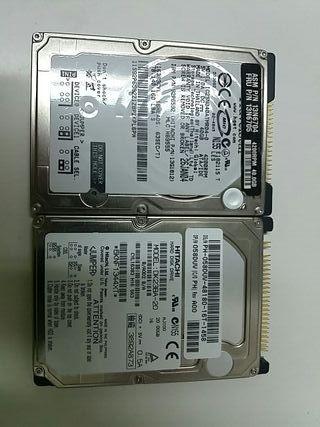 Discos duros IDE portátil