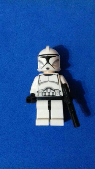 lego star wars original Soldado de Asalto
