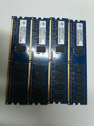 Memoria Ram 1GB.1Rx8.PC2-5300U-555-13-D1.667