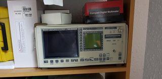 Medidor Certificador de Campo TV SAT FM Rover