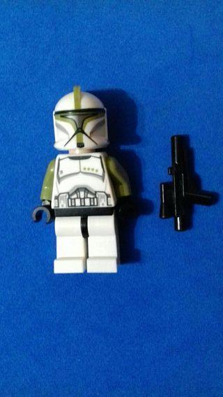 lego star wars original Sargento Exclusivo