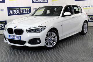 BMW Serie 1 PACK M Sport 116cv COMO NUEVO