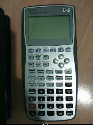 Calculadora gráfica HP48gll