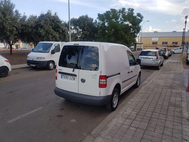 Volkswagen Caddy 2010 4 motion 4x4