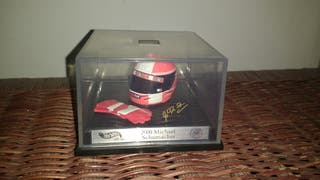 Casco Michael Schumacher