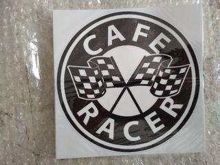 pegatinas cafe racer moto