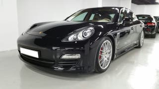 Coche Porsche Panamera diesel 3.0 250cv. Año 2012