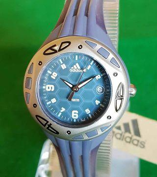 10 De Adidas Segunda New Stock Reloj Old Mano 0198 341 nos Vintage wkn0PO