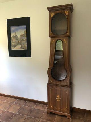 Caixa de rellotge d'armari/rellotge de caixa alta