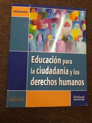 Libro de educación para la ciudadanía Oxford
