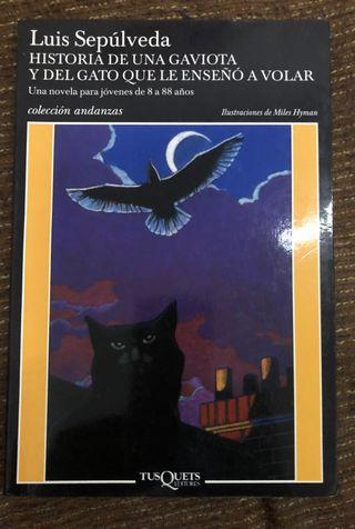 Libro historia de una gaviota y el gato que ...