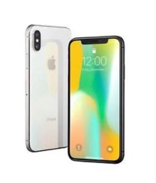 IPhone X 64 blanco impecable