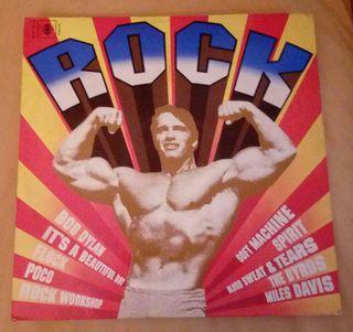 Disco vinilo Rock