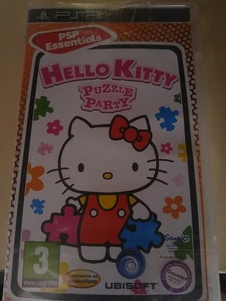 juego hello kitty psp
