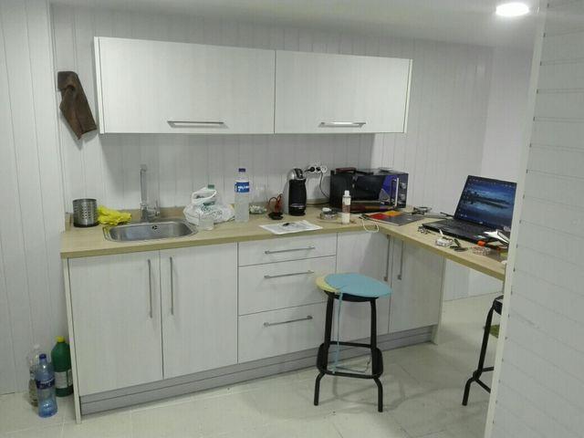 Muebles de cocina de segunda mano por 420 € en Gijón en WALLAPOP